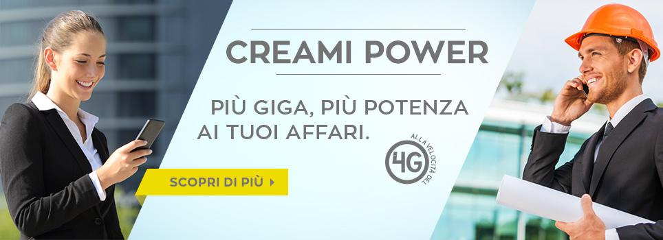 Promo CREAMI POWER