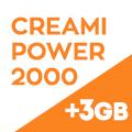 CREAMI POWER 2000