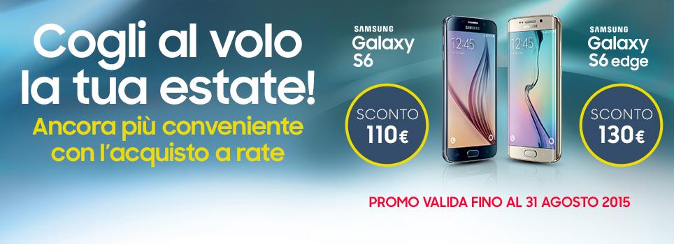 Promo Samsung Galaxy S6 Estate