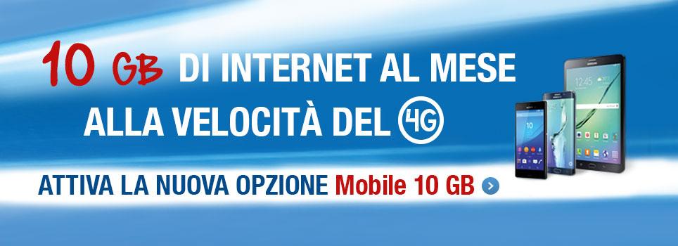 Mobile 10 GB