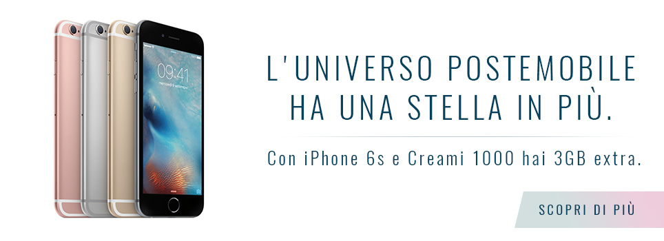 Promo iPhone con creami 1000