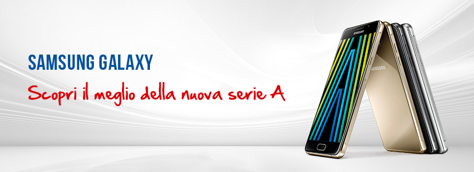 Nuova Serie A di Samsung