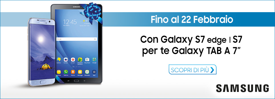 Promo Samsung Galaxy S7