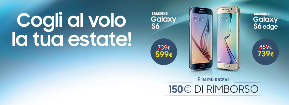 Promo Samsung Galaxy S6 Estate